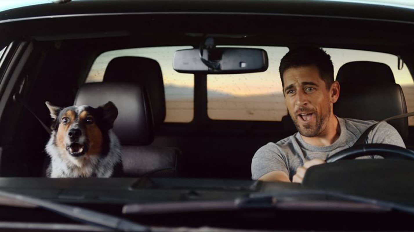State Farm - Aaron Rodgers