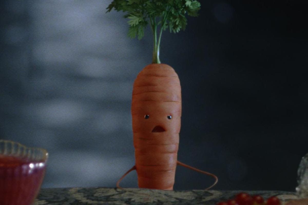 Aldi - Kevin The Carrot