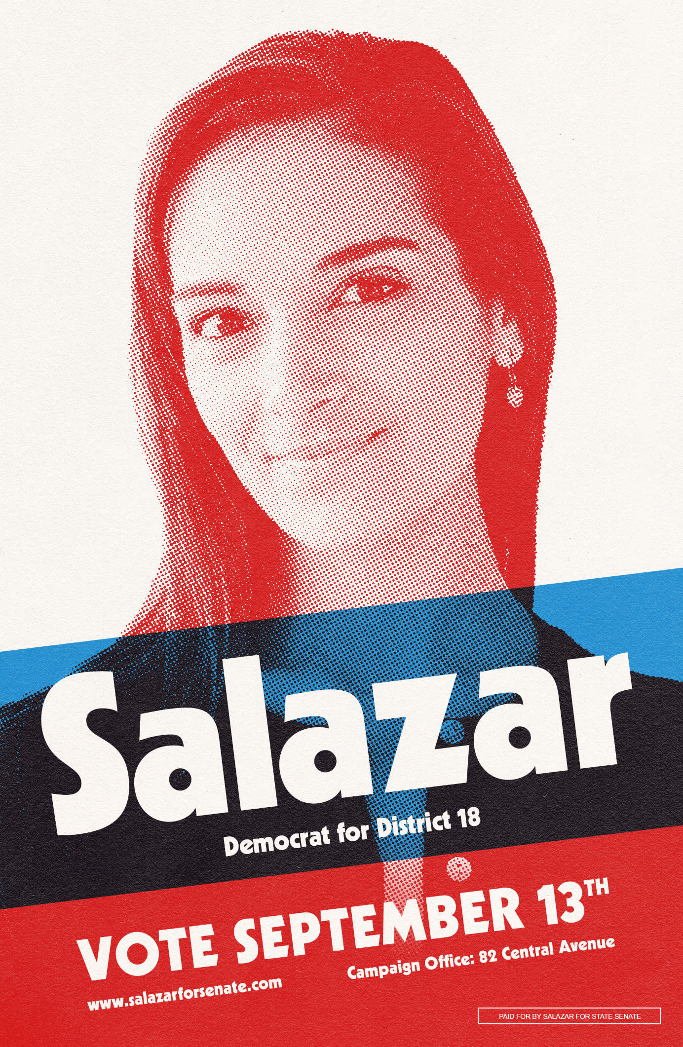 Julia Salazar for NYS Senate
