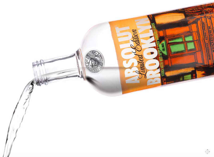 The Absolut Company - Limited Edition City Series