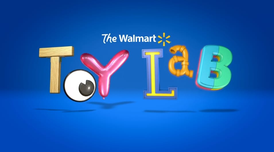 THE WALMART TOY LAB