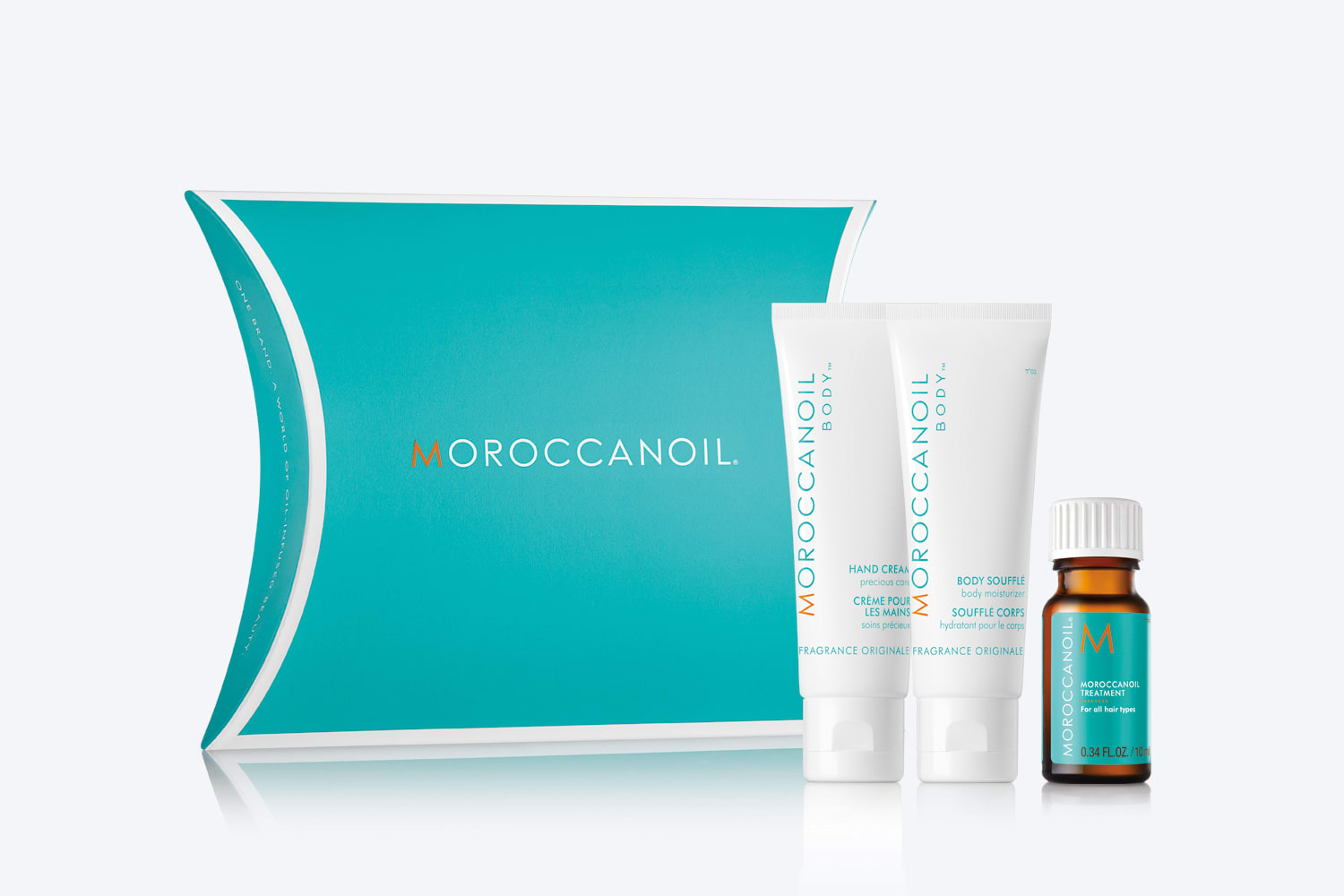 Moroccanoil Packaging