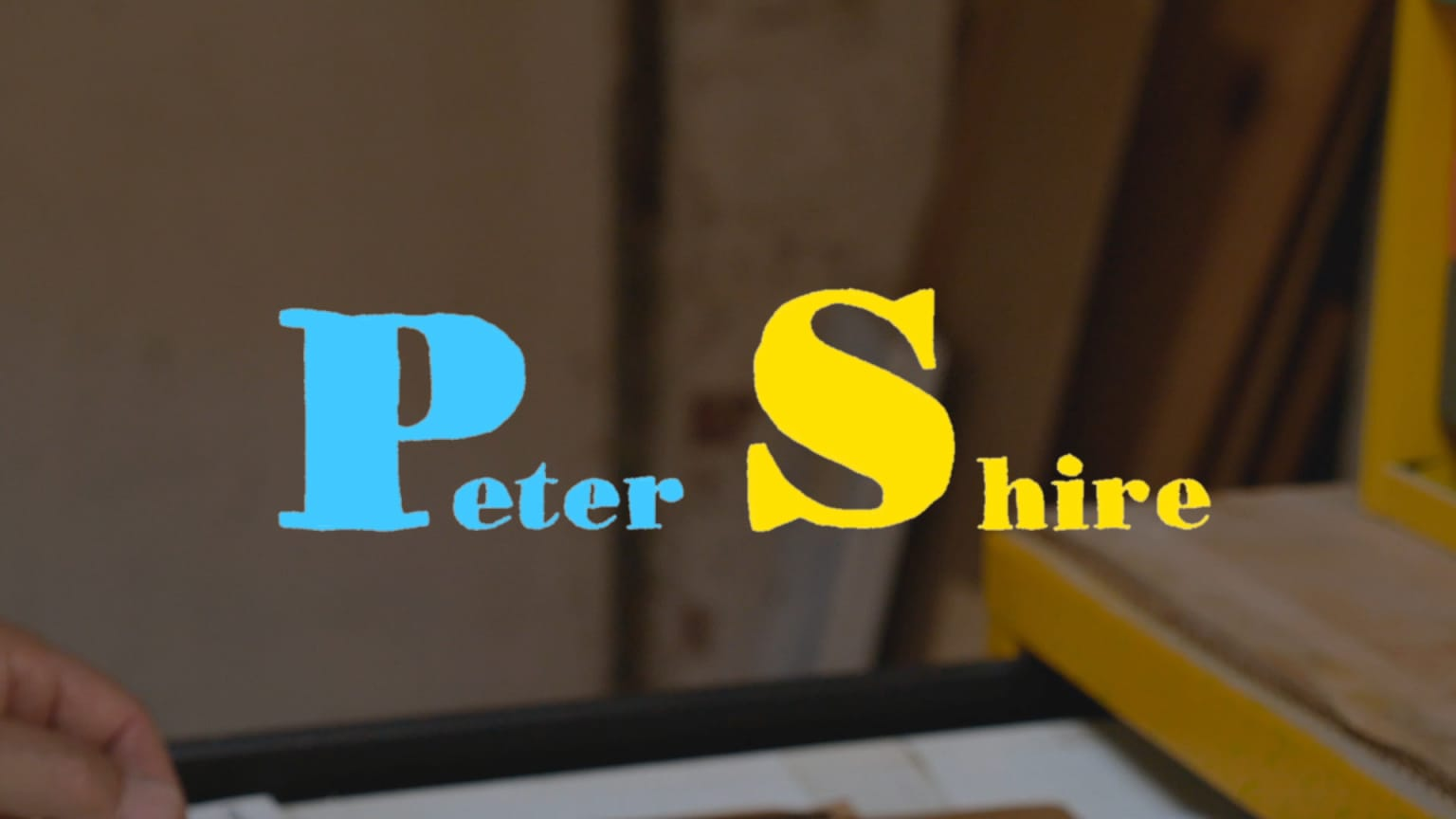 Peter Shire Documentary