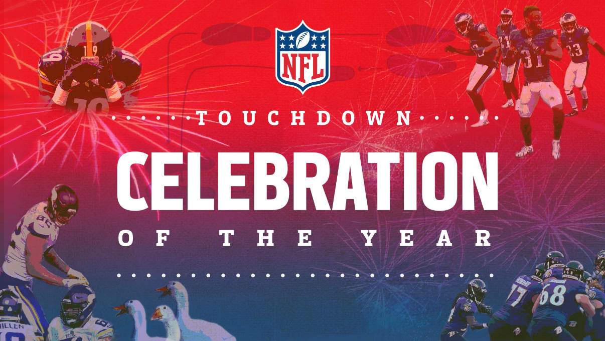 NFL Celebration of the Year