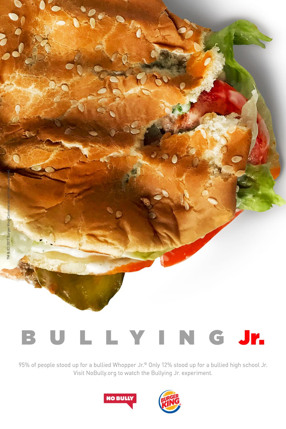 Burger King Bullying Jr