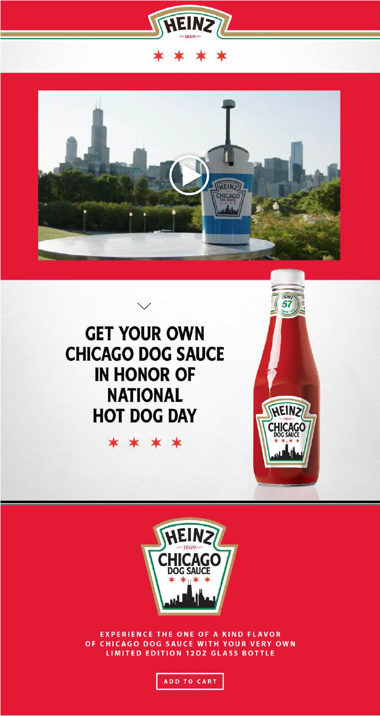 Chicago Dog Sauce