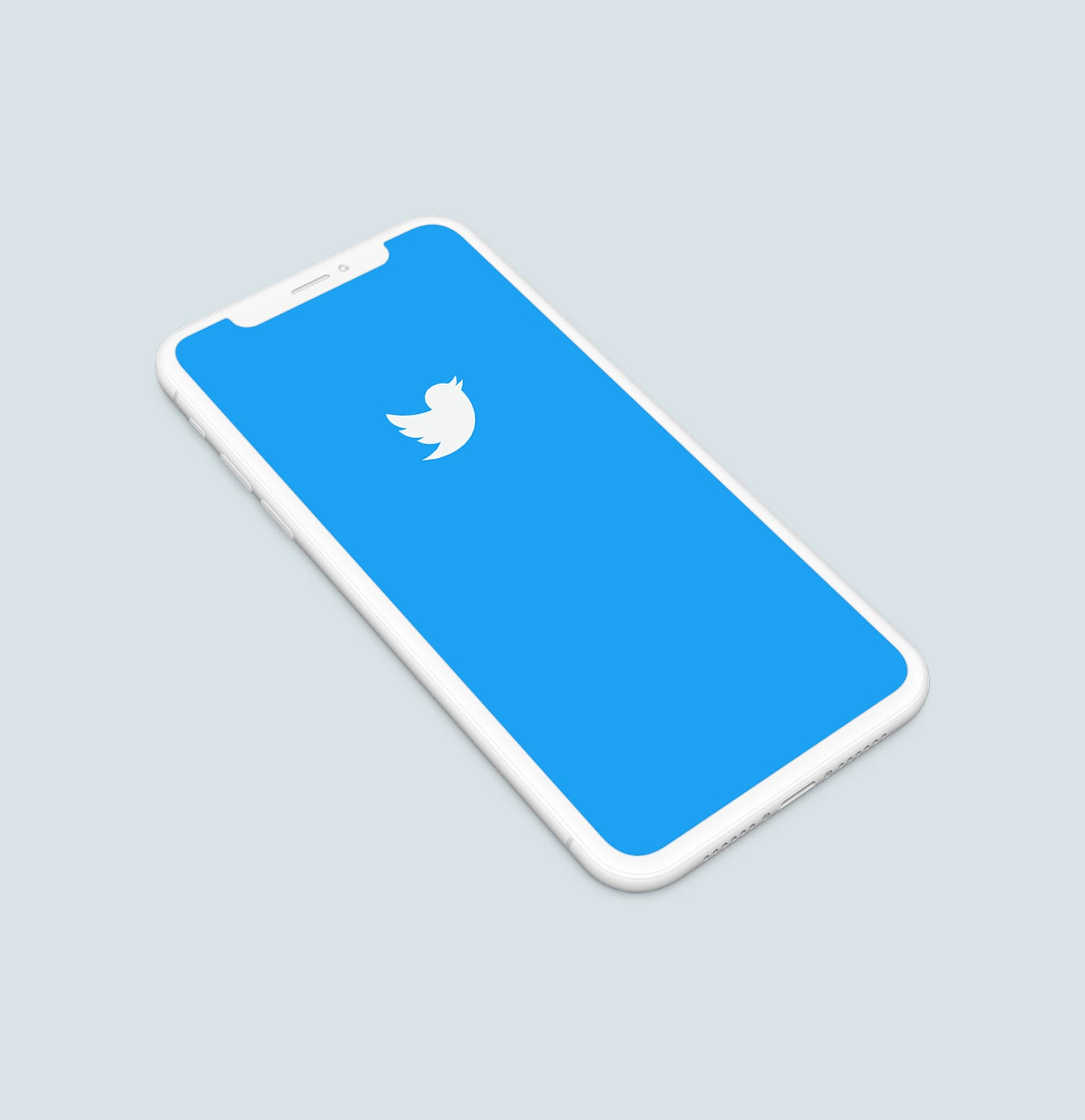 Twitter Email Preference Center Page and Design Standard System