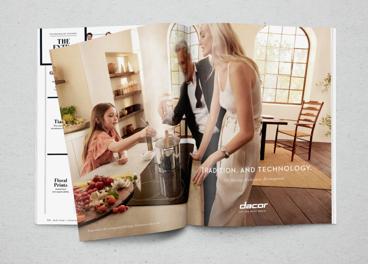 Dacor: The Reimagined Heritage Collection