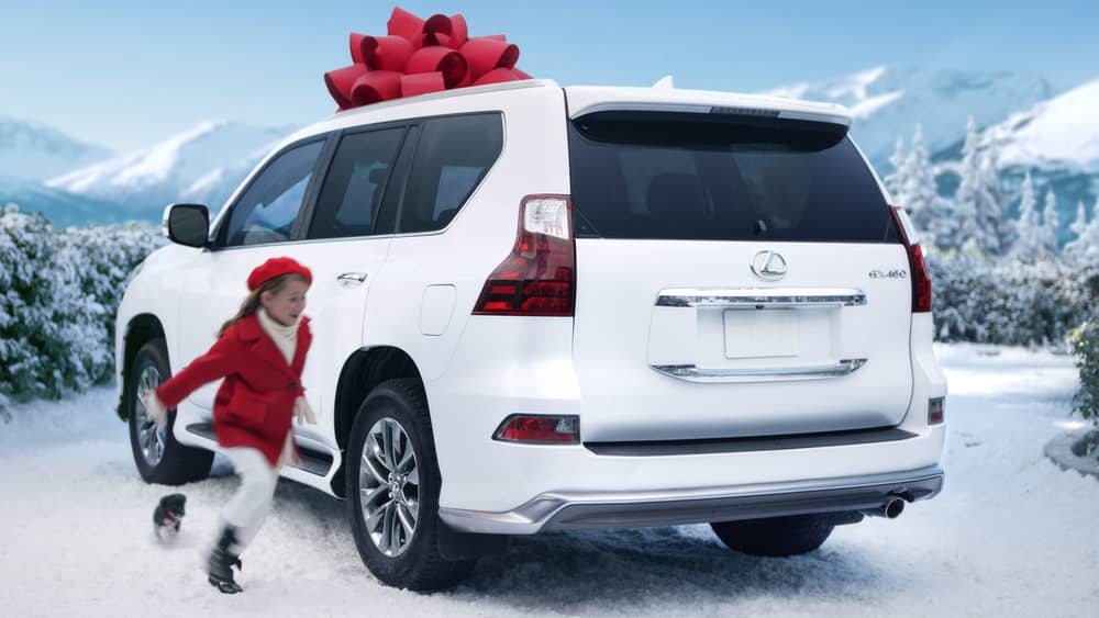 Lexus DSE: Like a Kid on Christmas