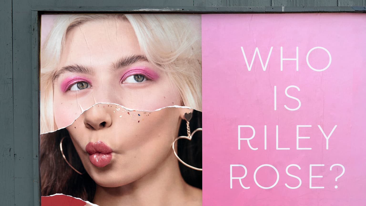 Who is Riley Rose? - Launch campaign for Riley Rose
