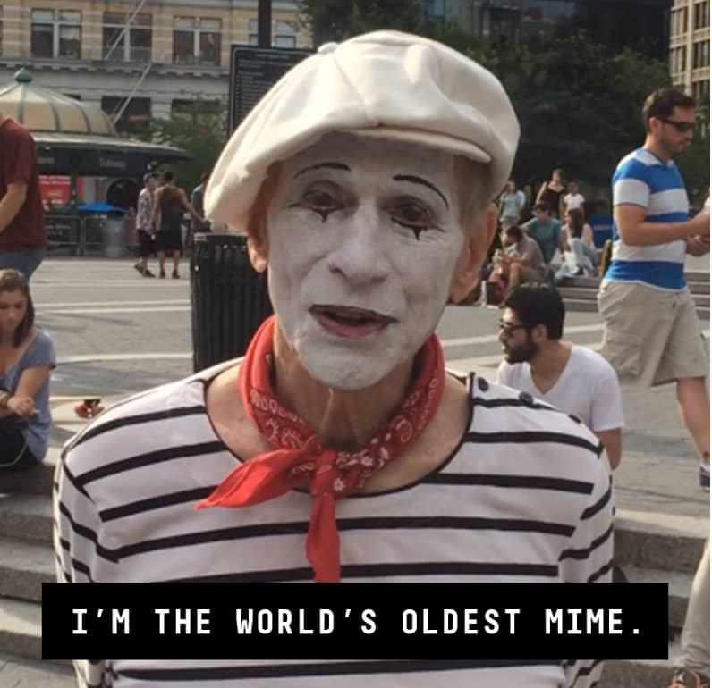 The Worlds OldestMime