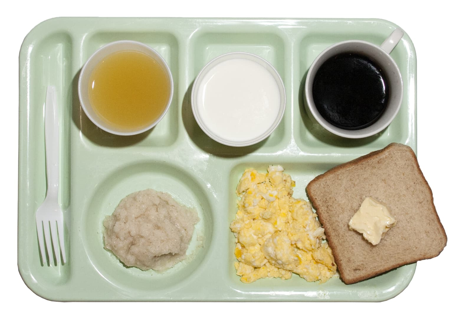What's in A Prison Meal - The Marshall Project Feature