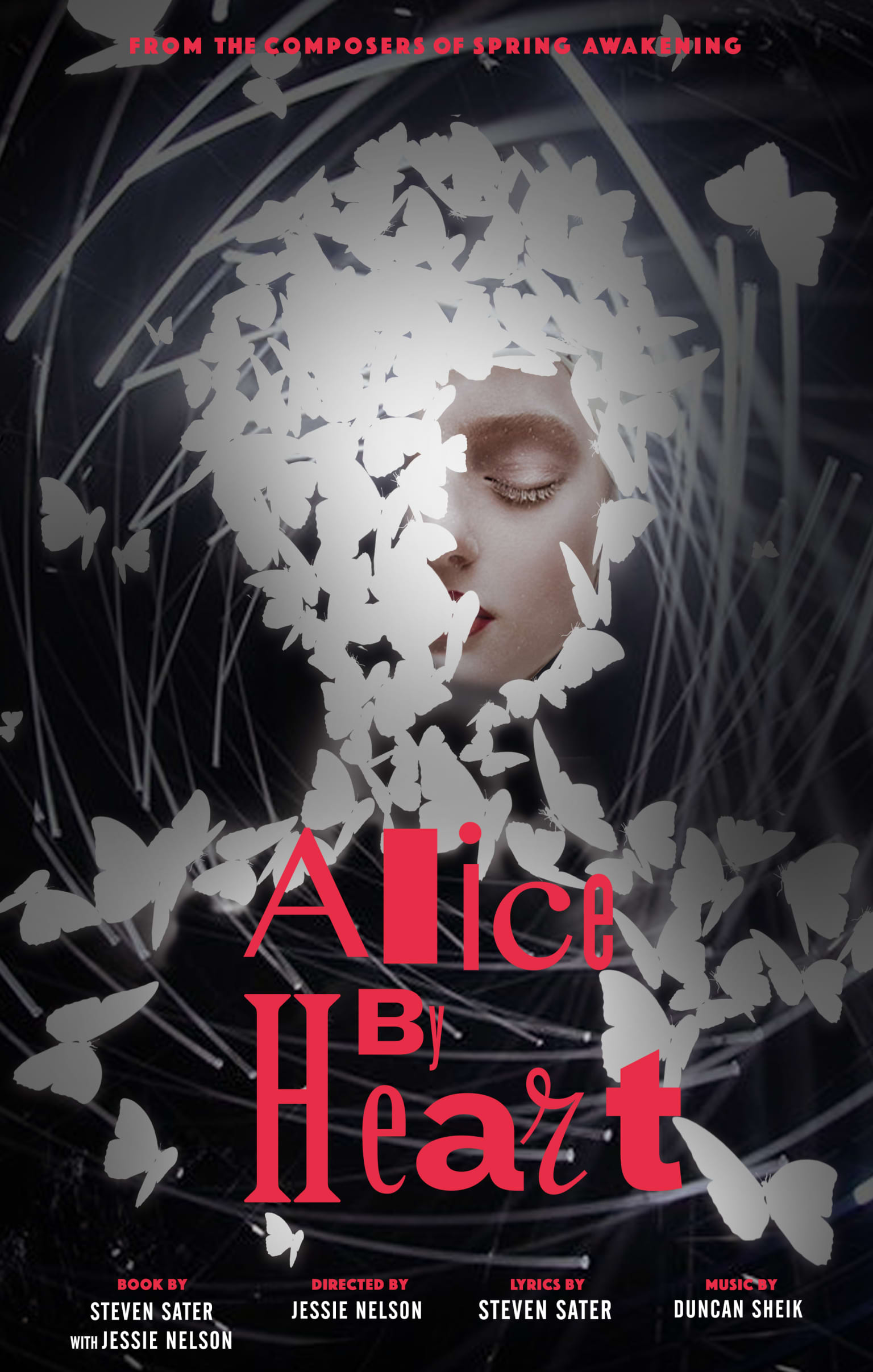 Alice by Heart: Killed Key Art Concepts