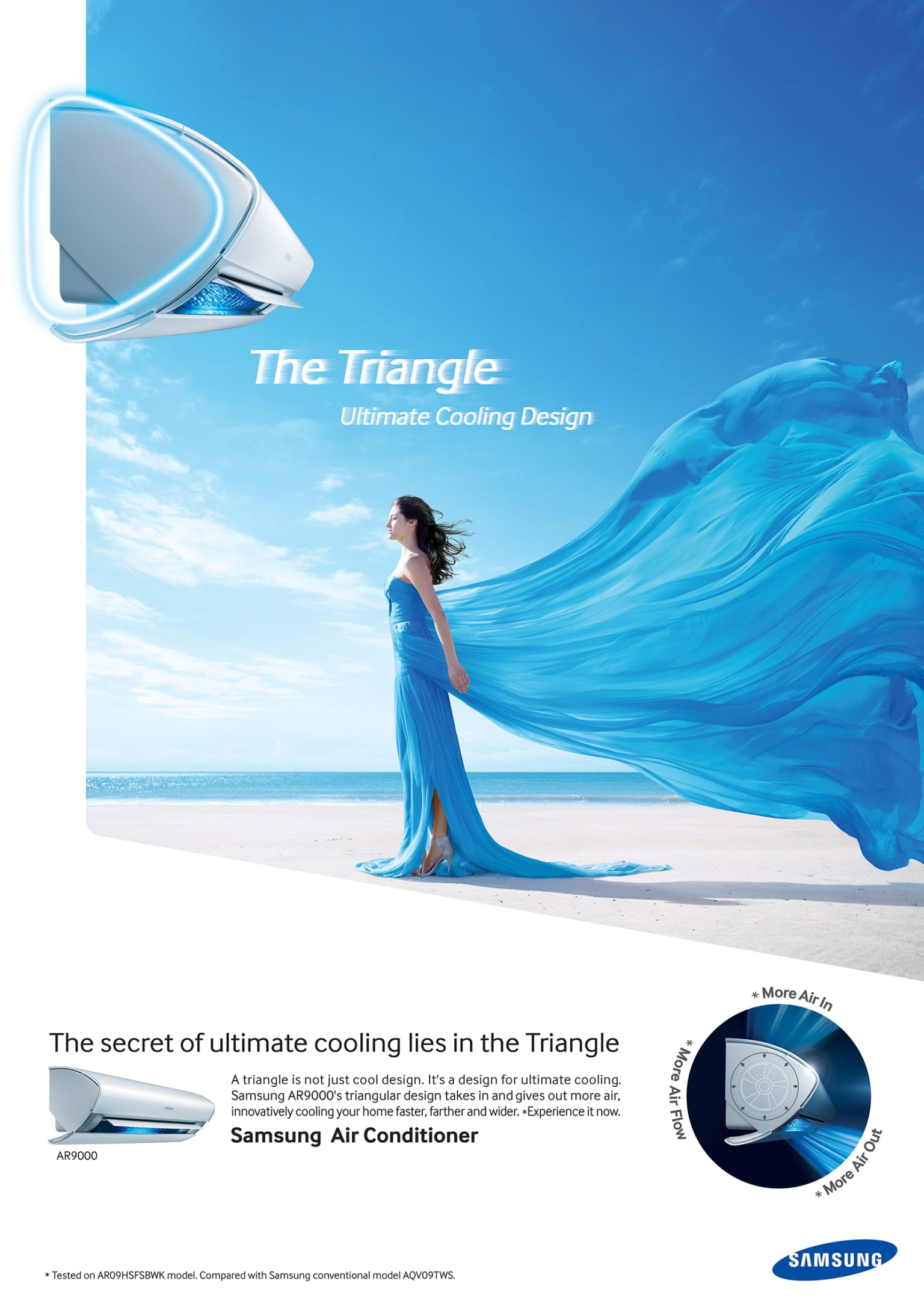 Samsung Air Conditioner - WNW