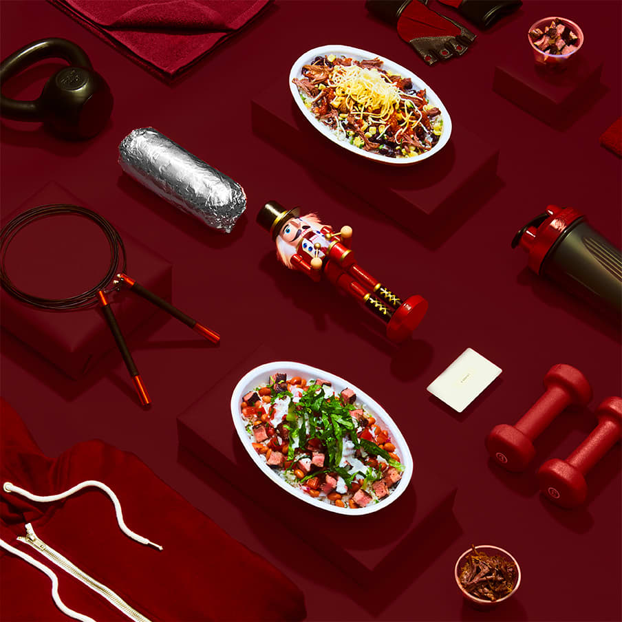 Chipotle Holiday