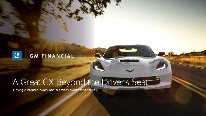A Great CX Beyond the Driver's Seat