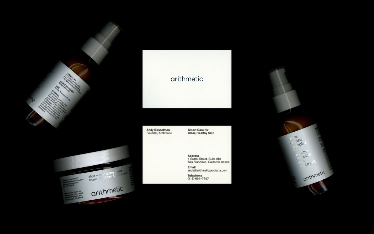 Arithmetic Identity & Packaging