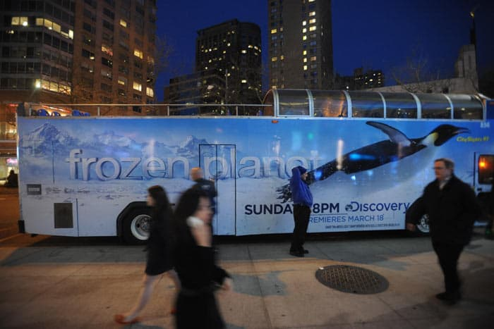 Discovery's Frozen Planet