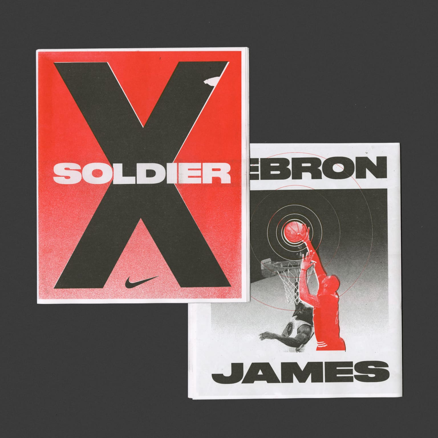 NIKE SOLDIER X LAUNCH ZINE