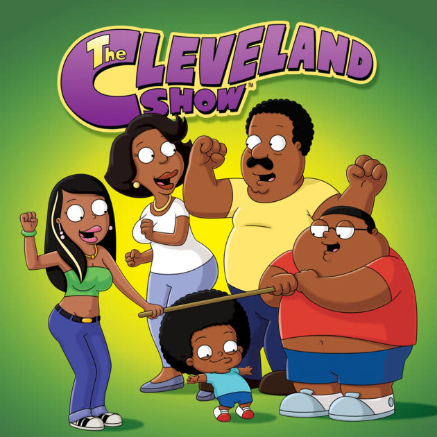 The Cleveland Show/Feature Film Writing
