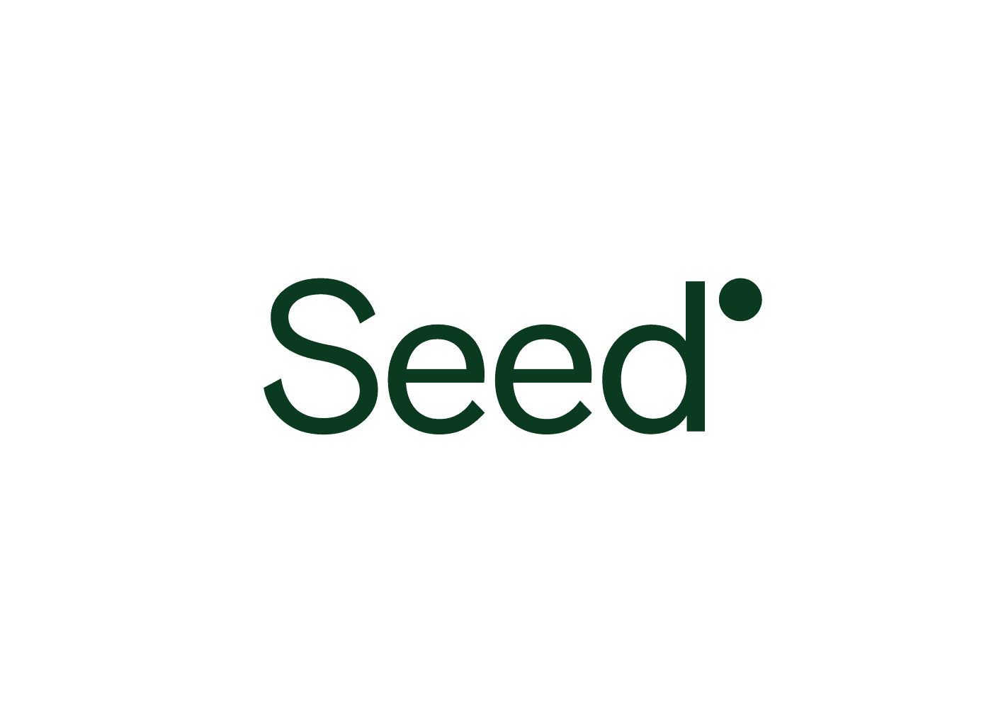 Seed Brand Identity System and Packaging