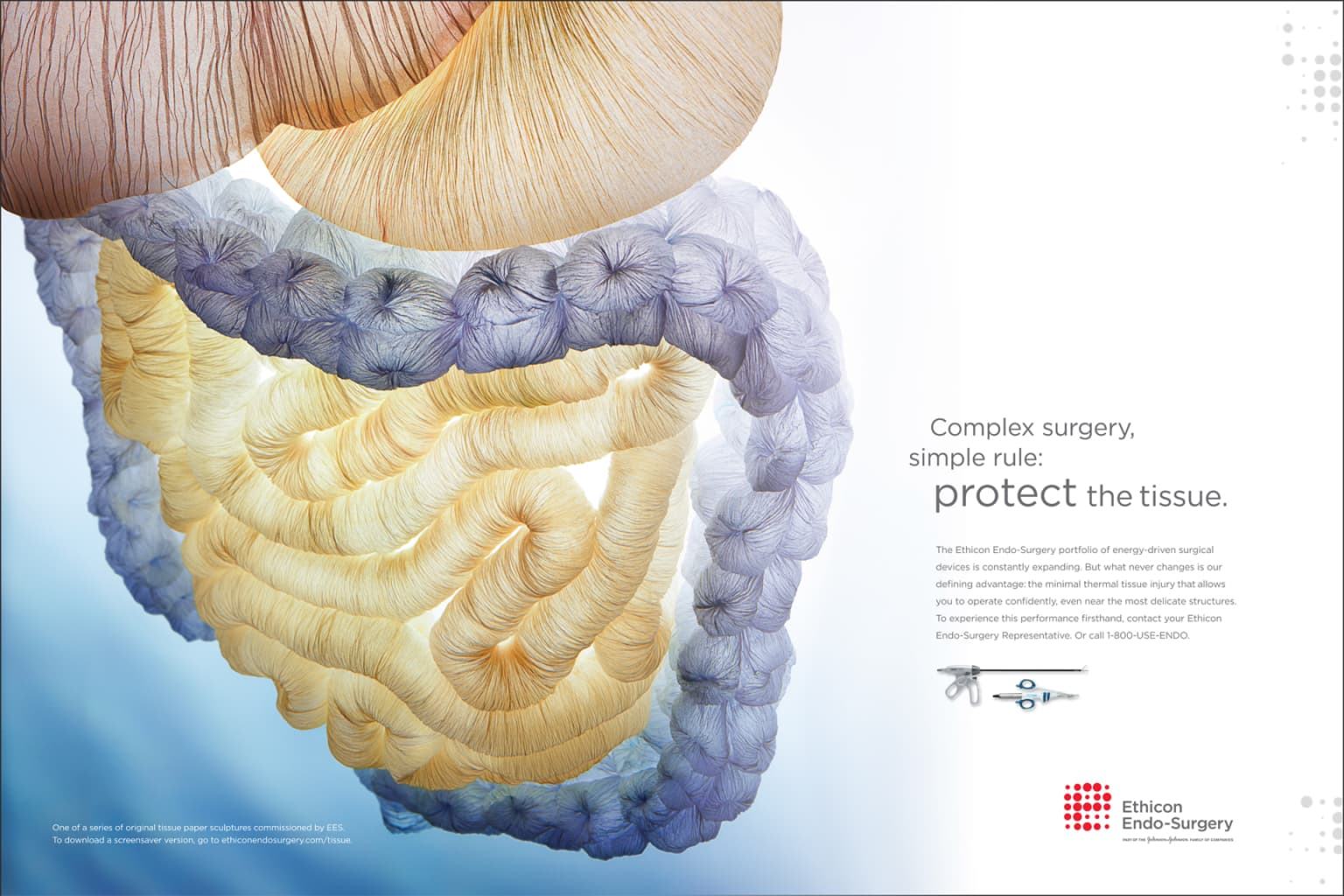 ETHICON ENDO-SURGERY - Respect the Tissue