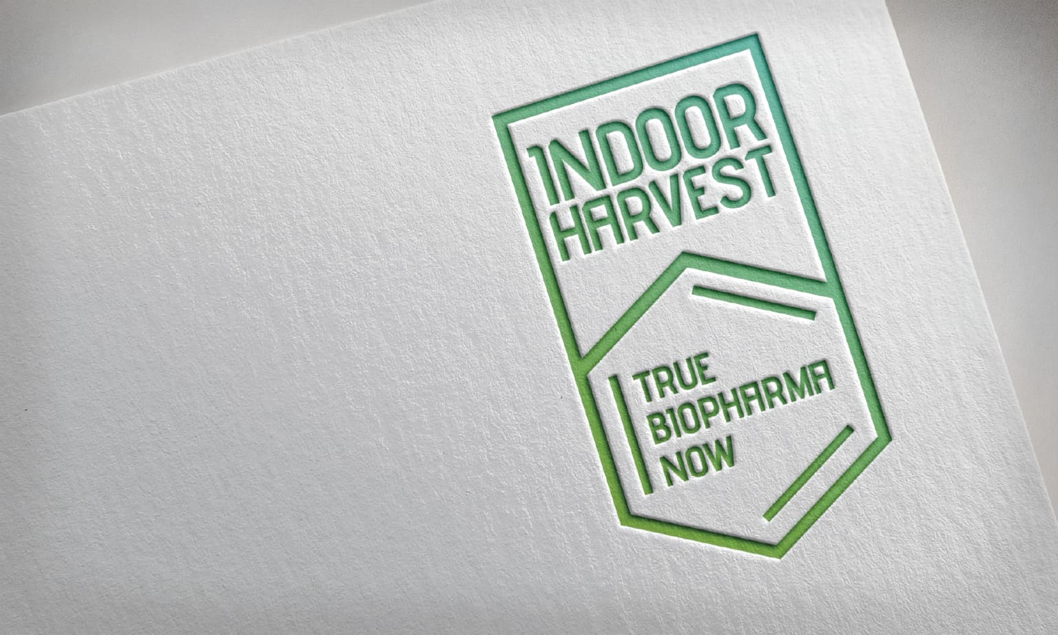 Indoor Harvest Branding