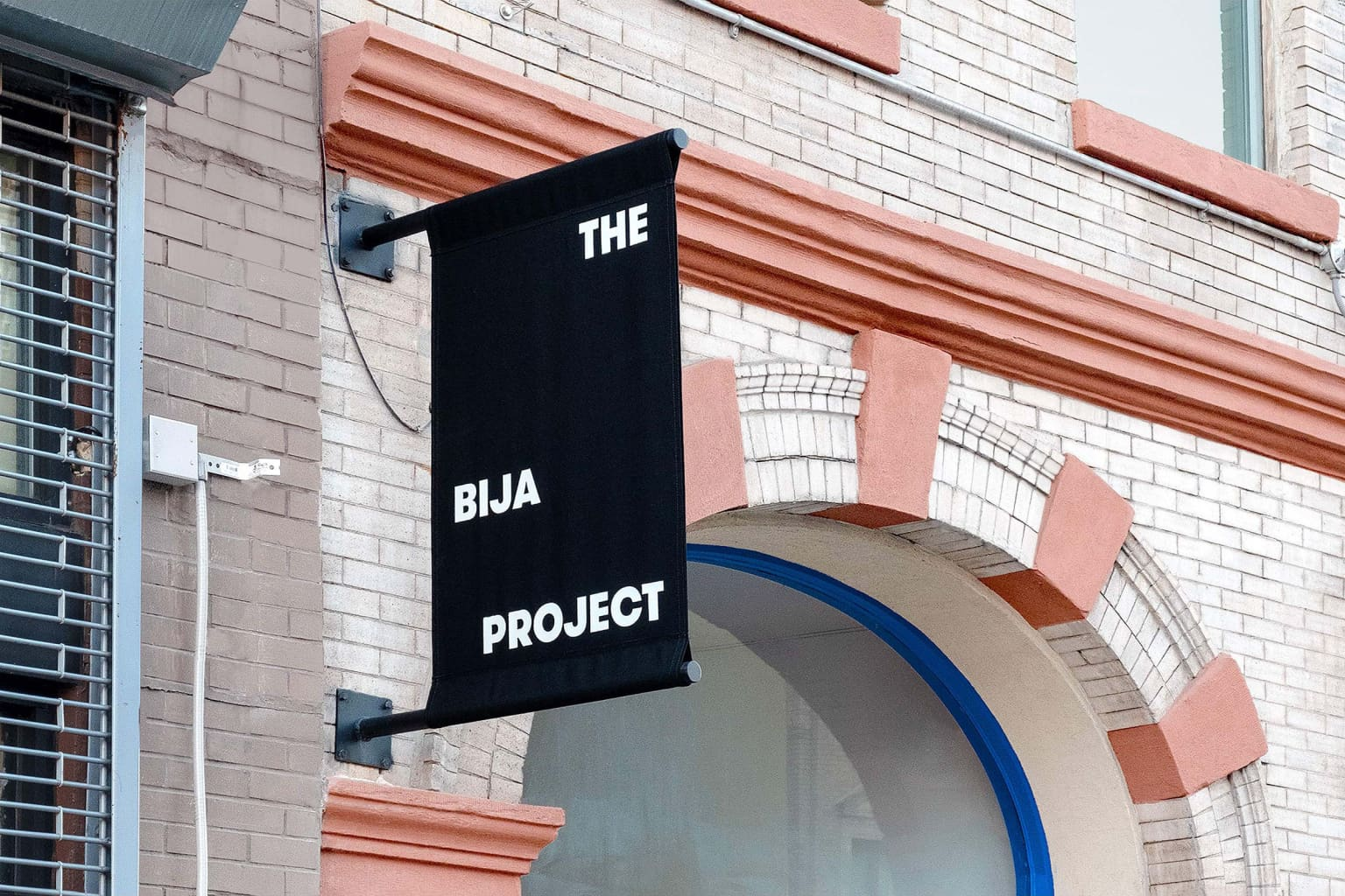 Brand Identity and Website for The Bija Project