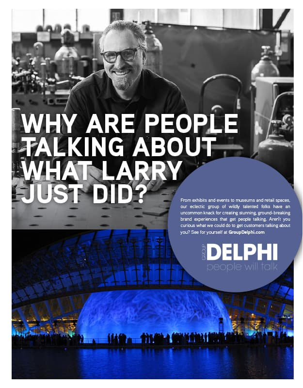 Group Delphi Website and Print
