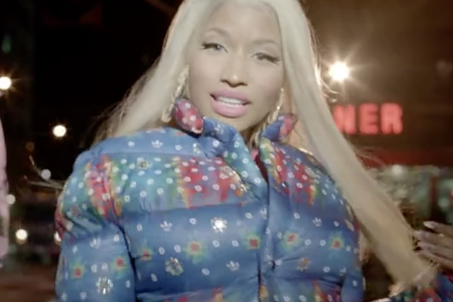 ADIDAS ORIGINALS FT. NICKI MINAJ