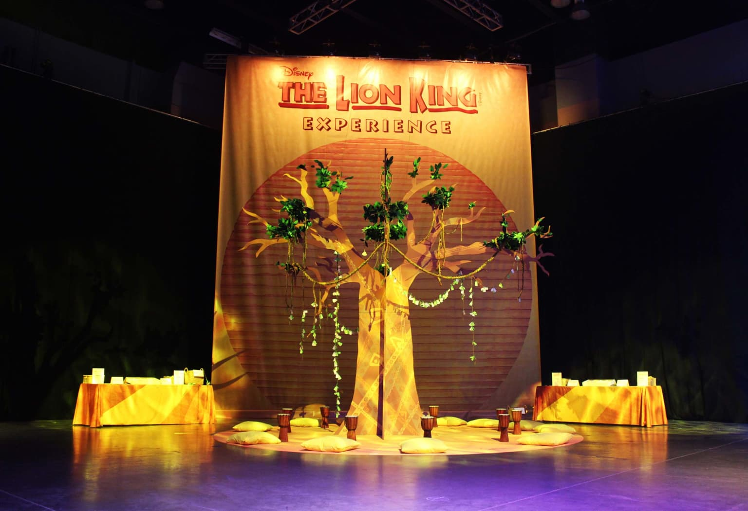 The Lion King Experience - JTF Exhibit