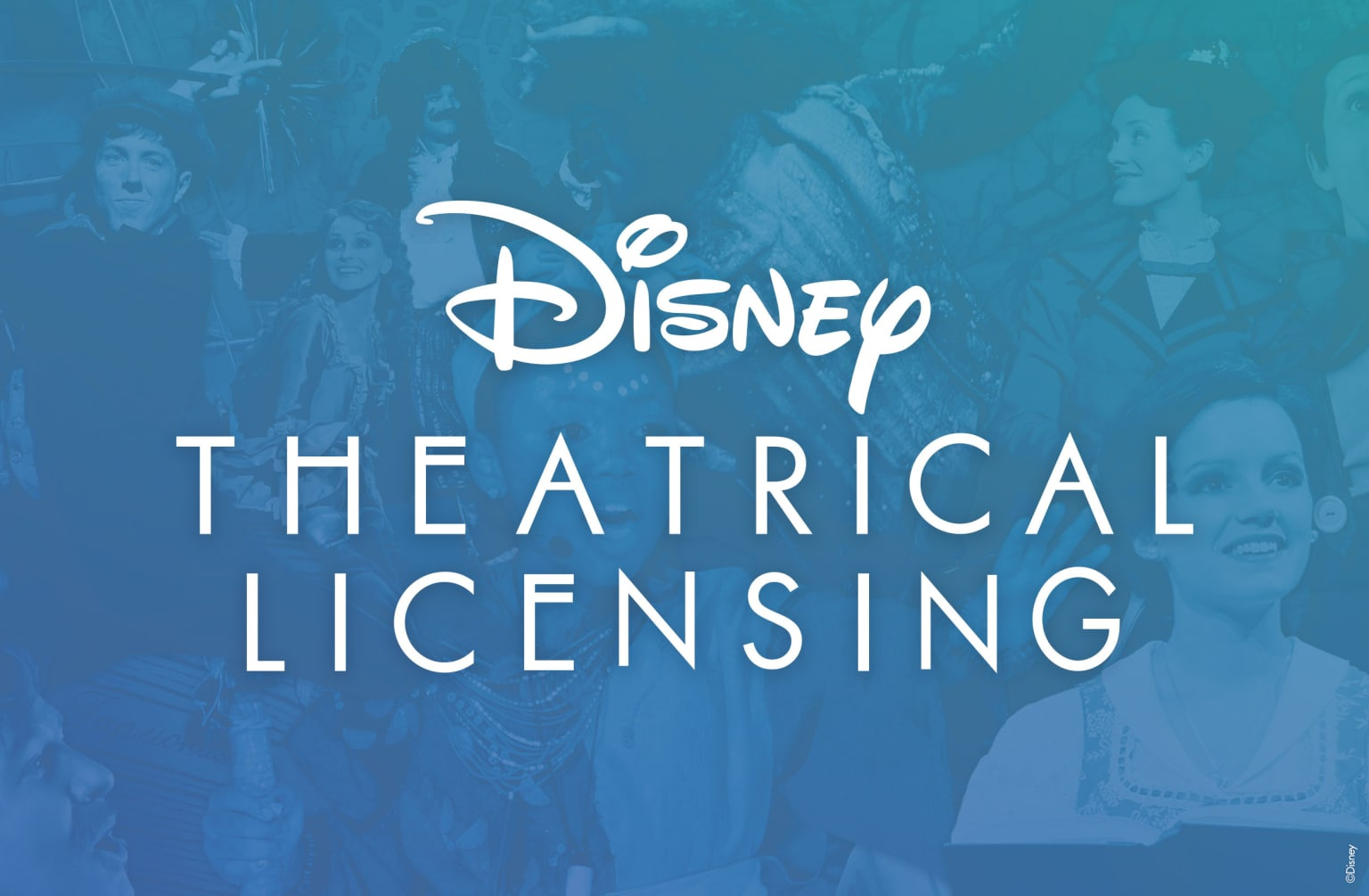 Disney Theatrical Licensing Branding