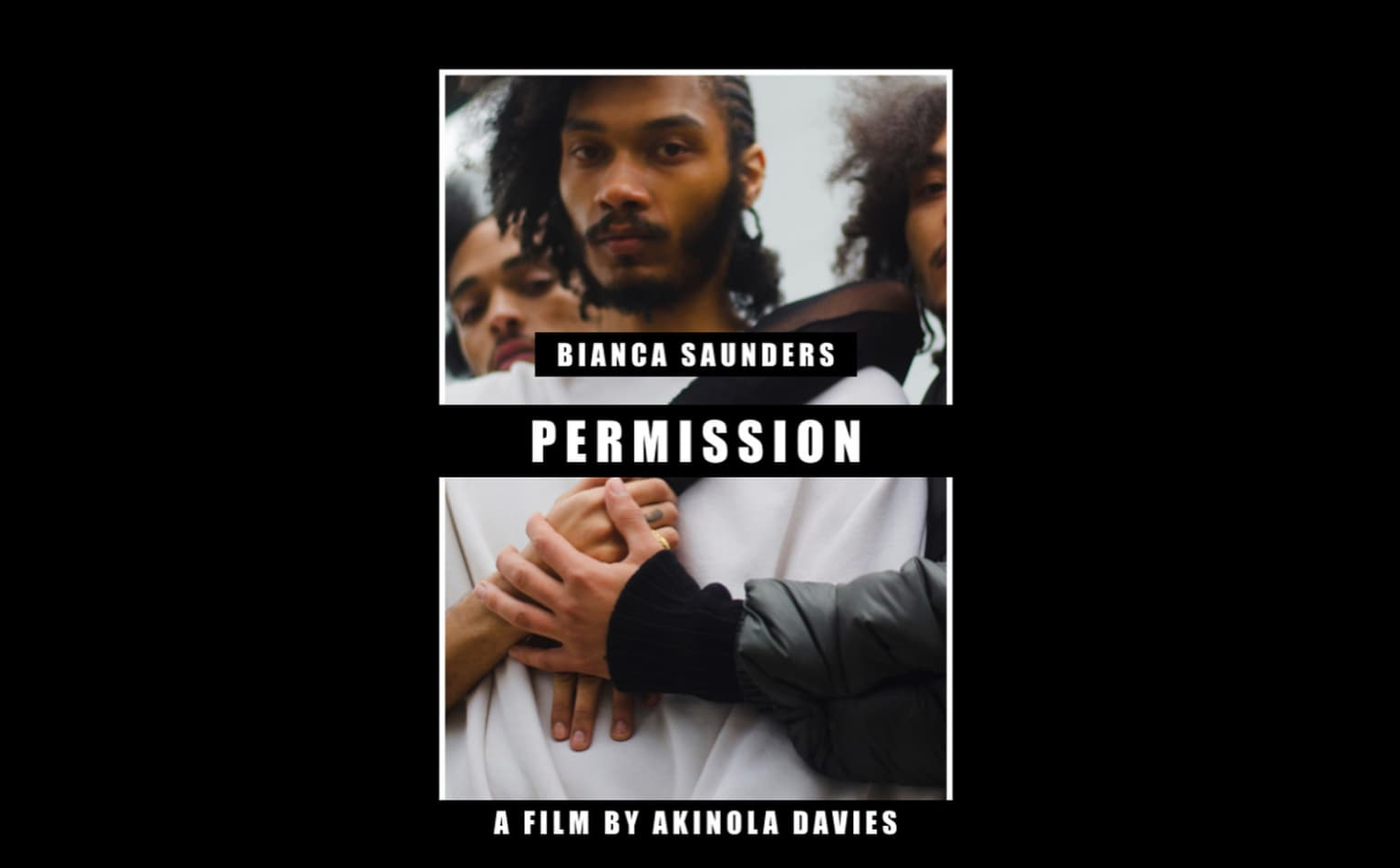 Bianca Saunders 'Permission' Fashion Film | Directed by Akinola Davies Jr