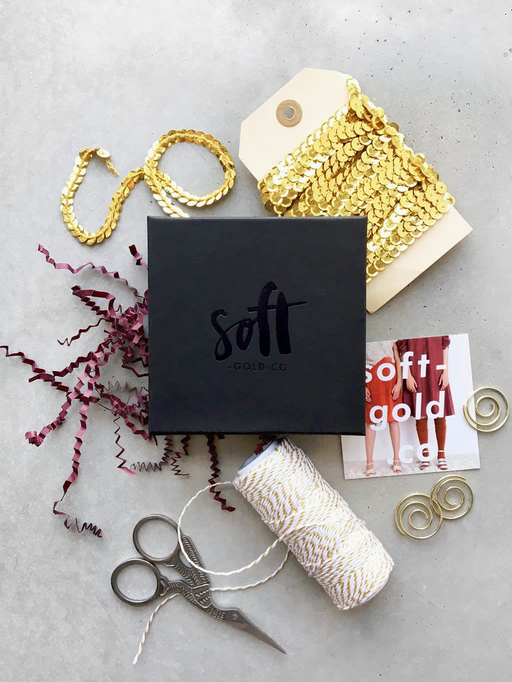 Soft Gold Co
