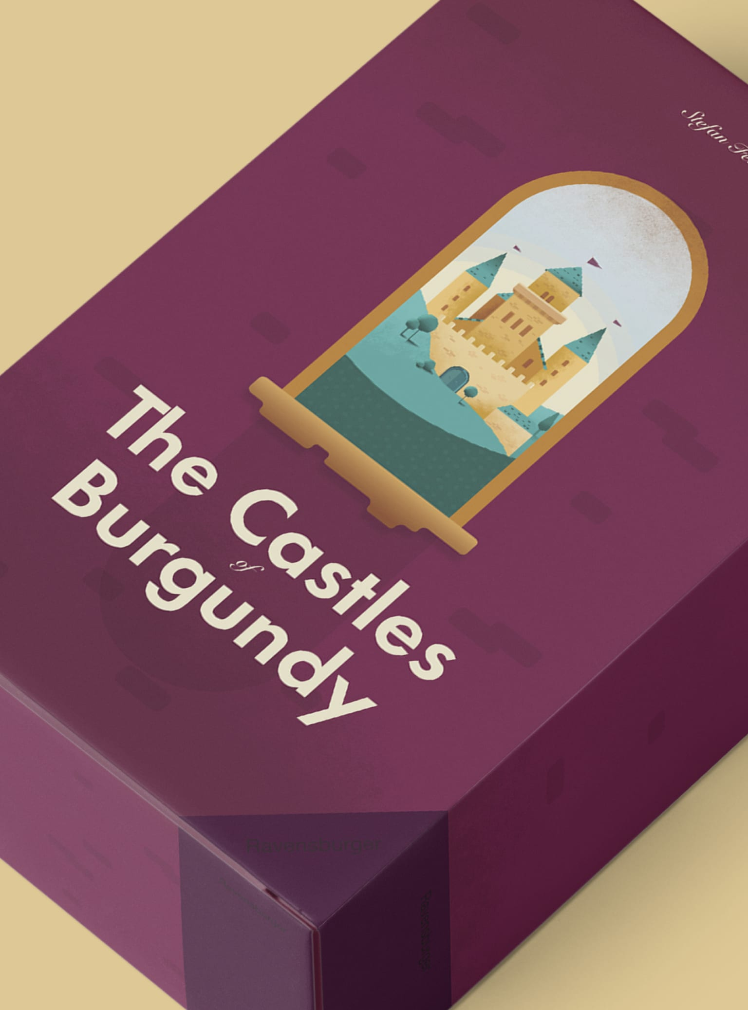 The Castles of Burgundy Redesign
