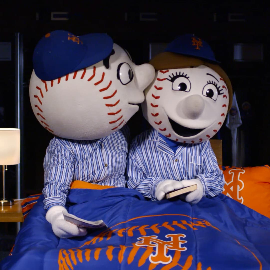 Citi / At Home with Mr. Met