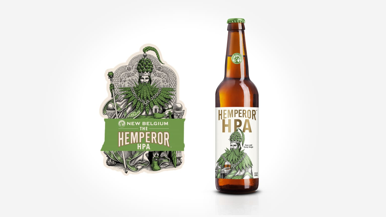 New Belgium Brewing: The Hemperor