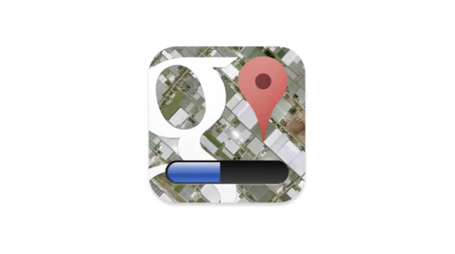 iPhone's Google Maps app