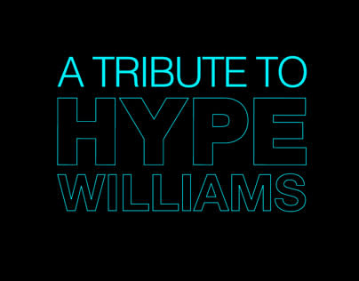 Video Tribute to Hype Williams