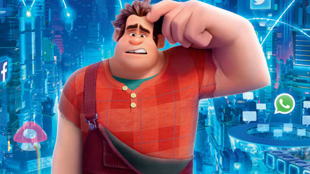 Wreck It Ralph 2 - Ralph Breaks The Internet