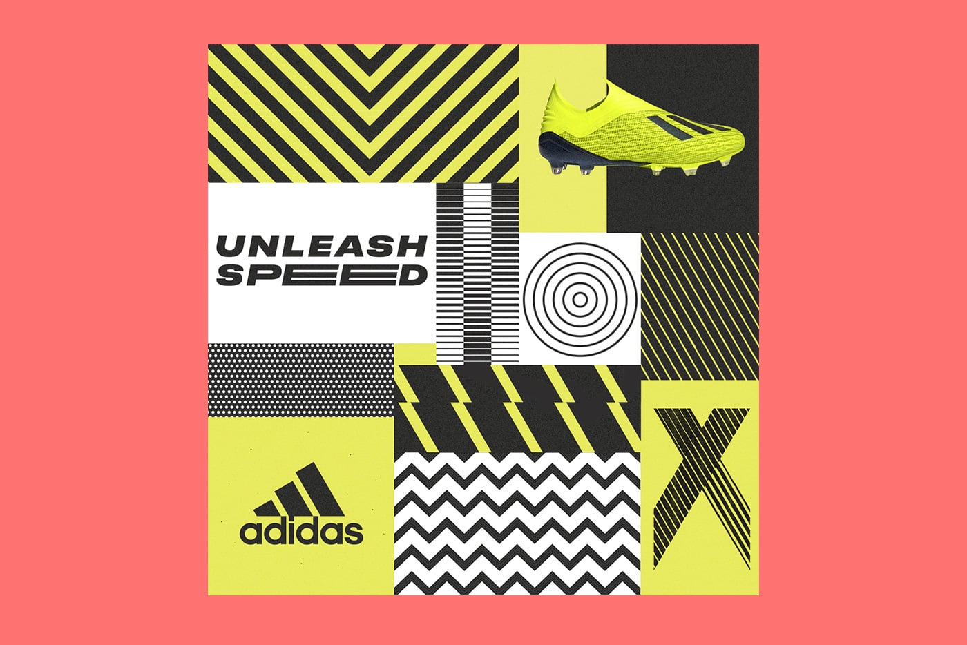 tuyo Joven Abierto  Adidas: Graphic Design, Illustration and advertising - WNW