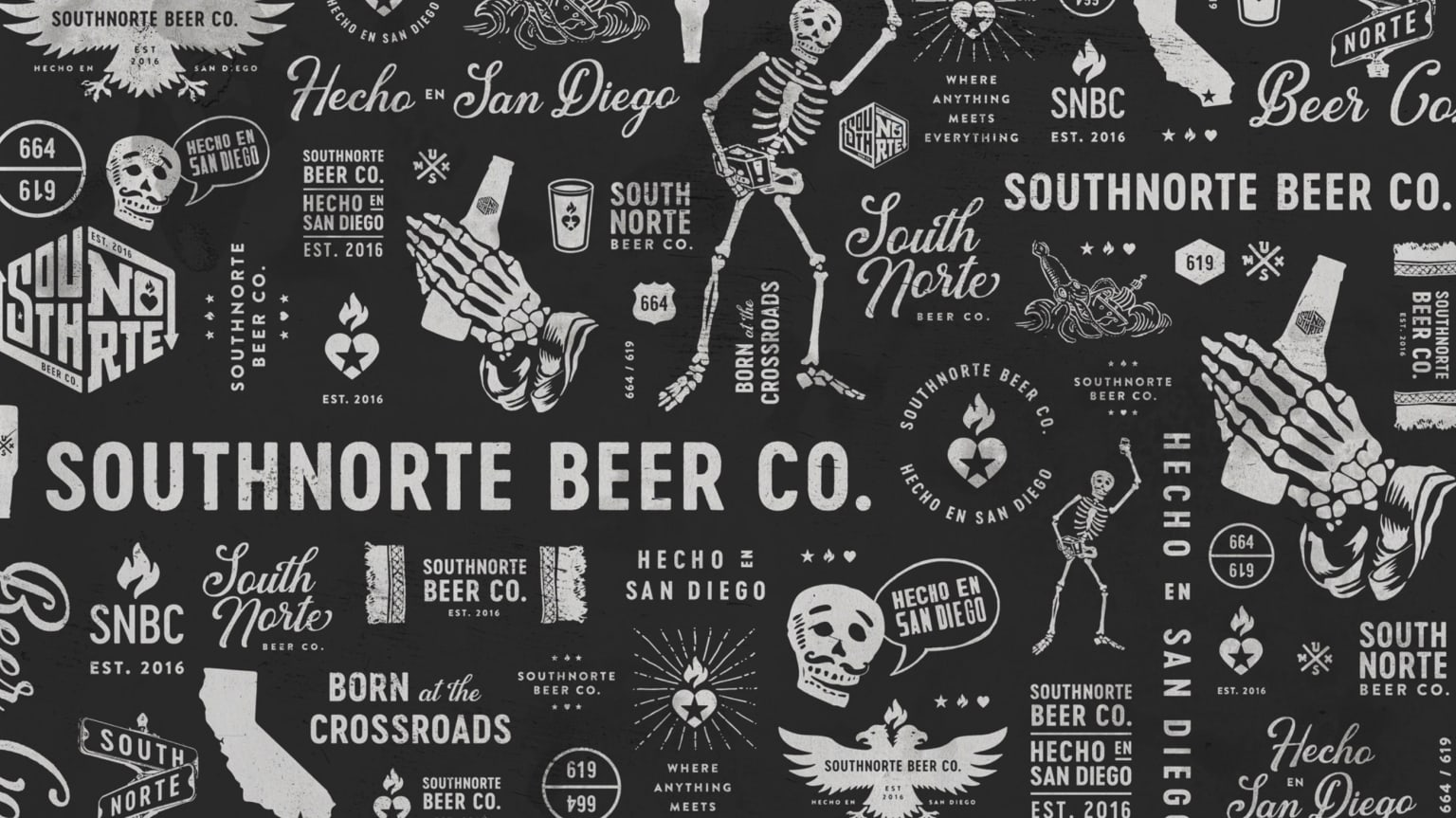 SOUTHNORTE BEER CO. — Brand Creation