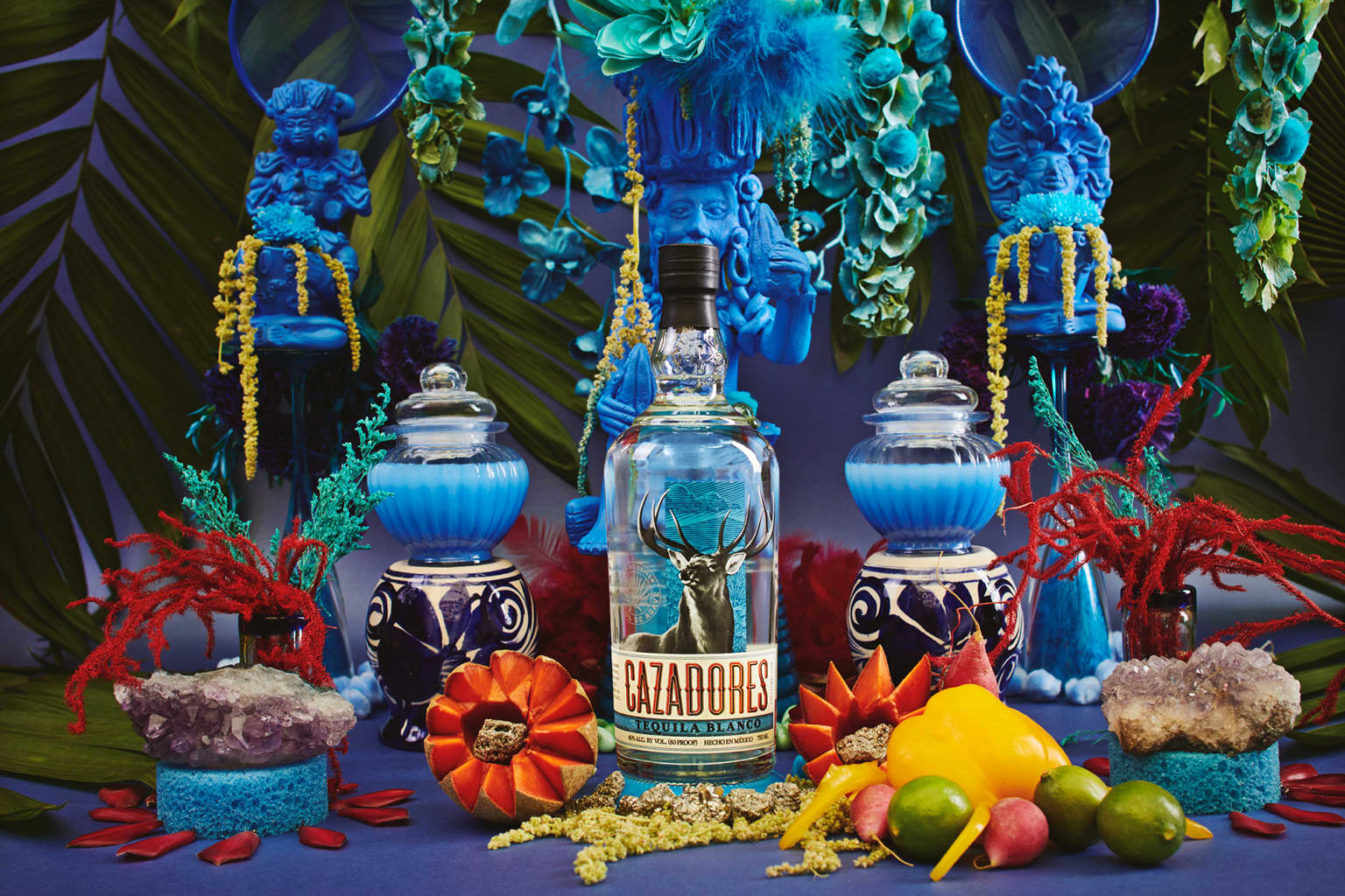 Orly Anan for Tequila Cazadores