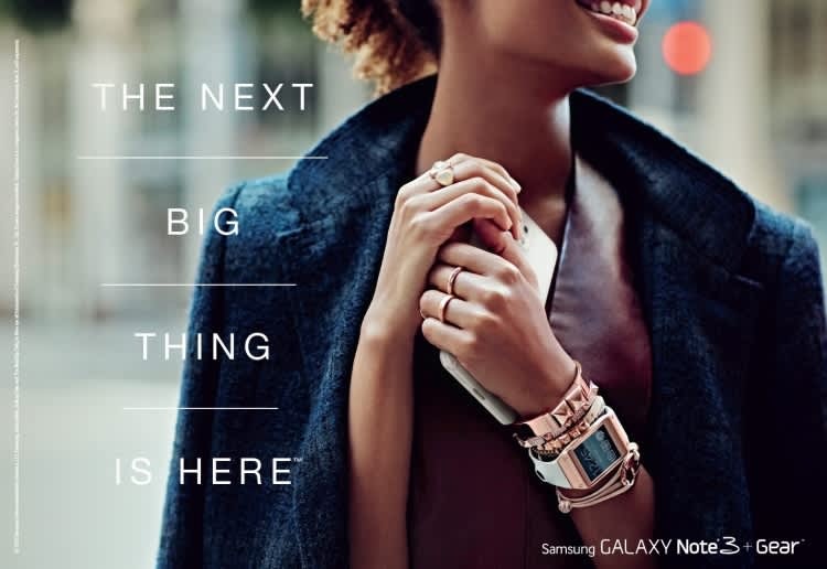 """Samsung """"The Next Big Thing Is Here"""""""