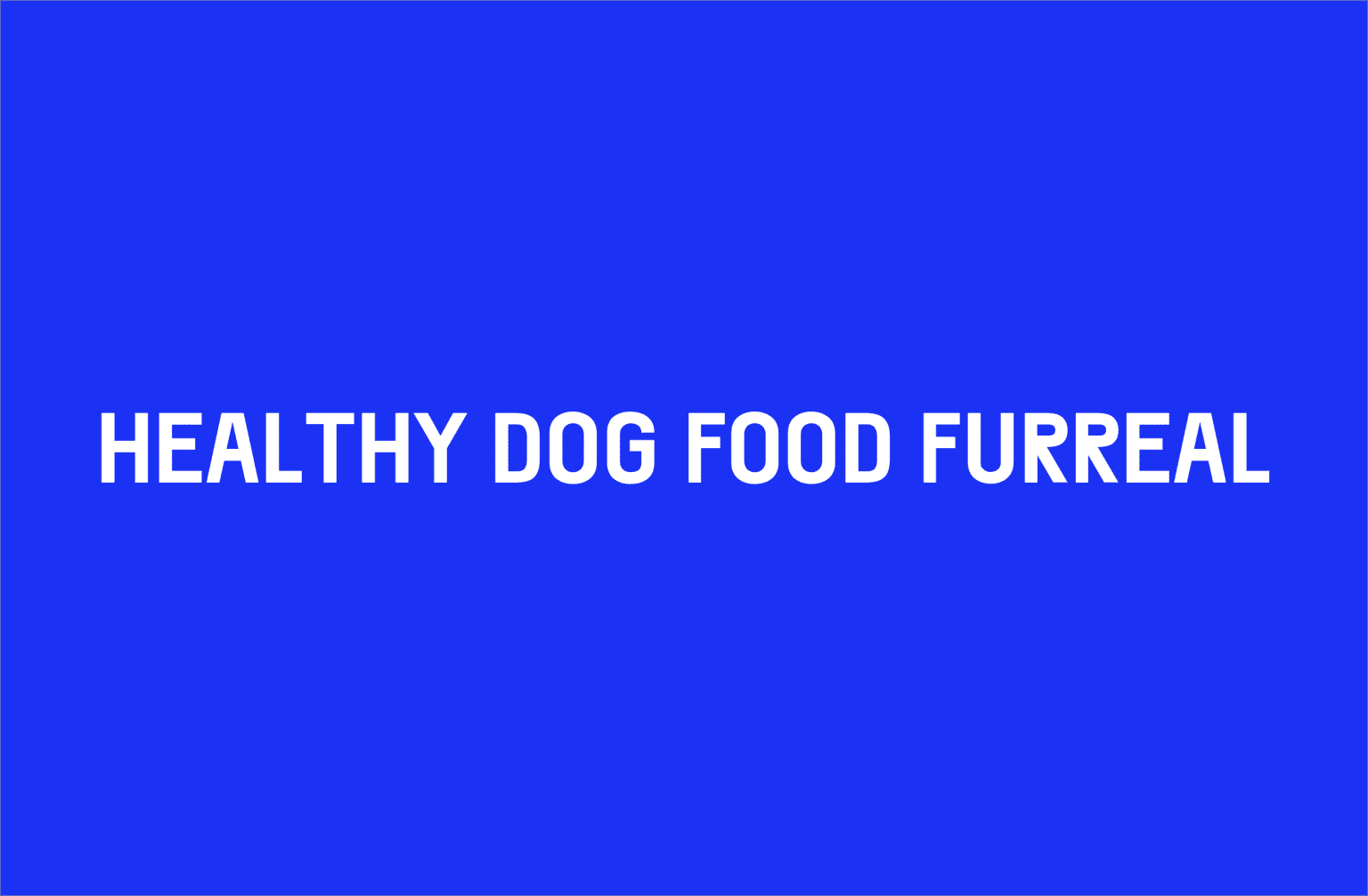 Pet Plate Brand Identity