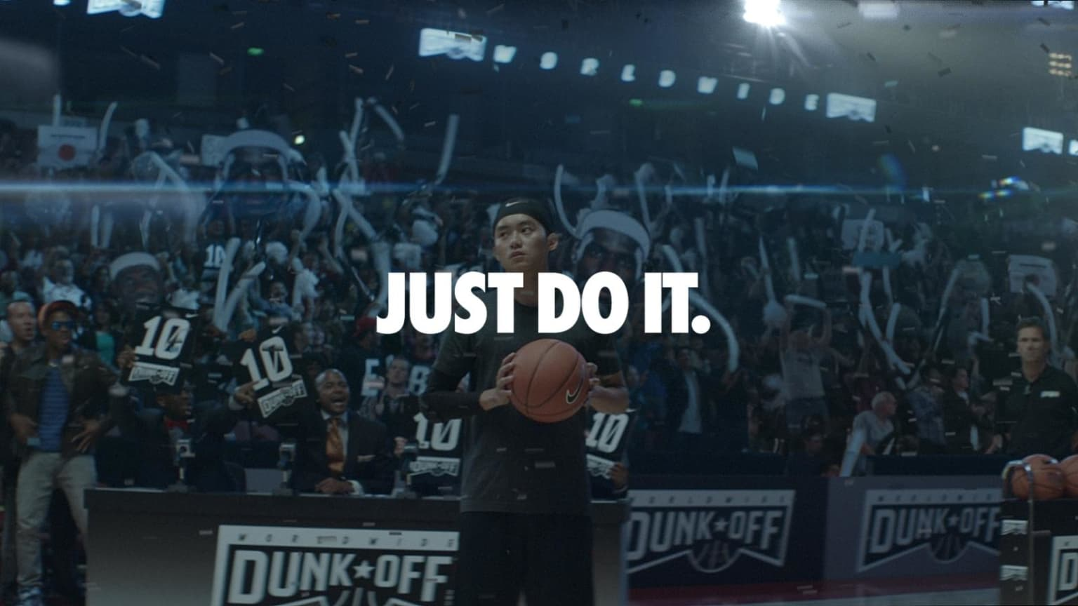 """Nike """"Just Do It"""" 25th Anniversary"""