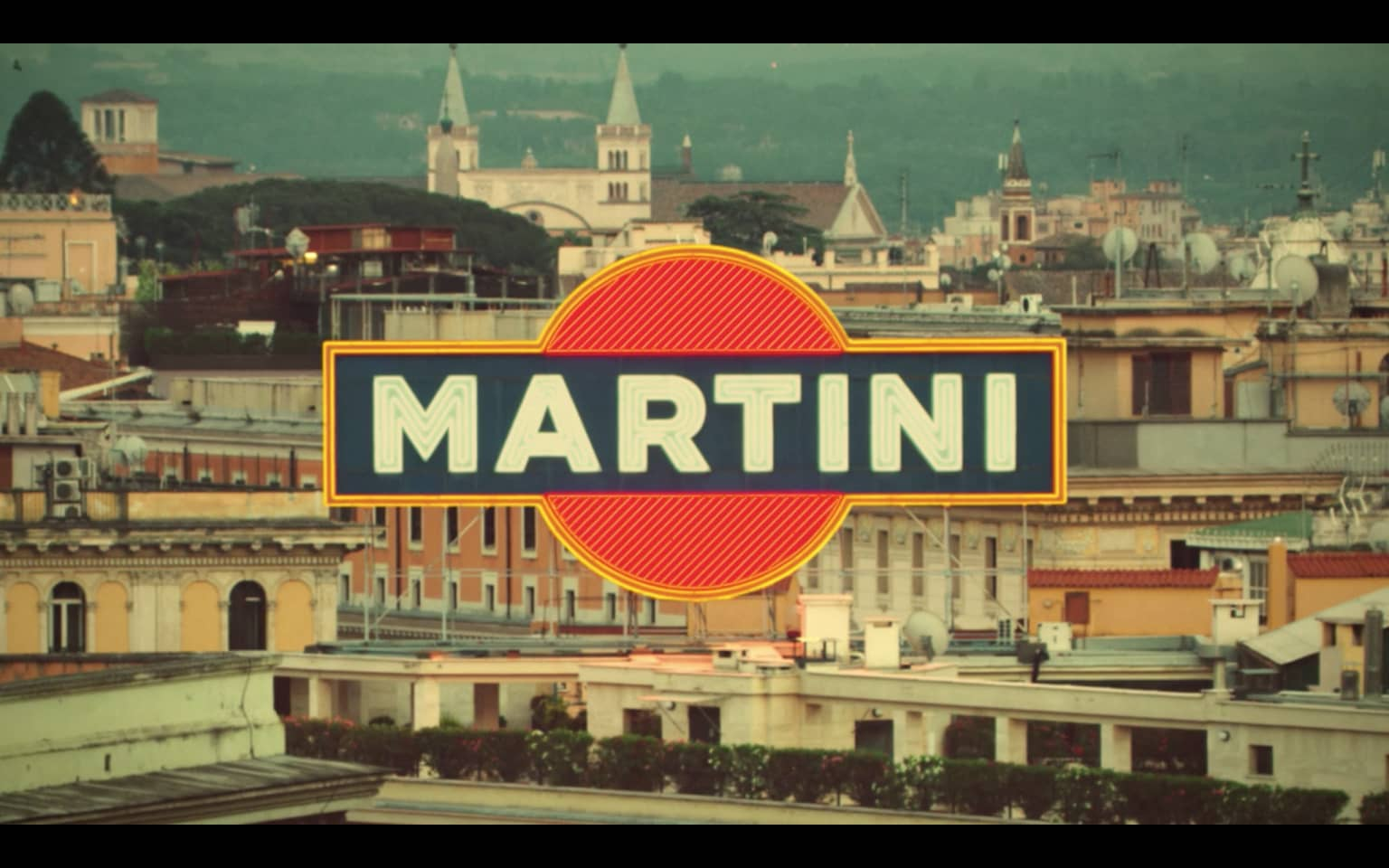 """Martini """"PLAY WITH TIME"""""""