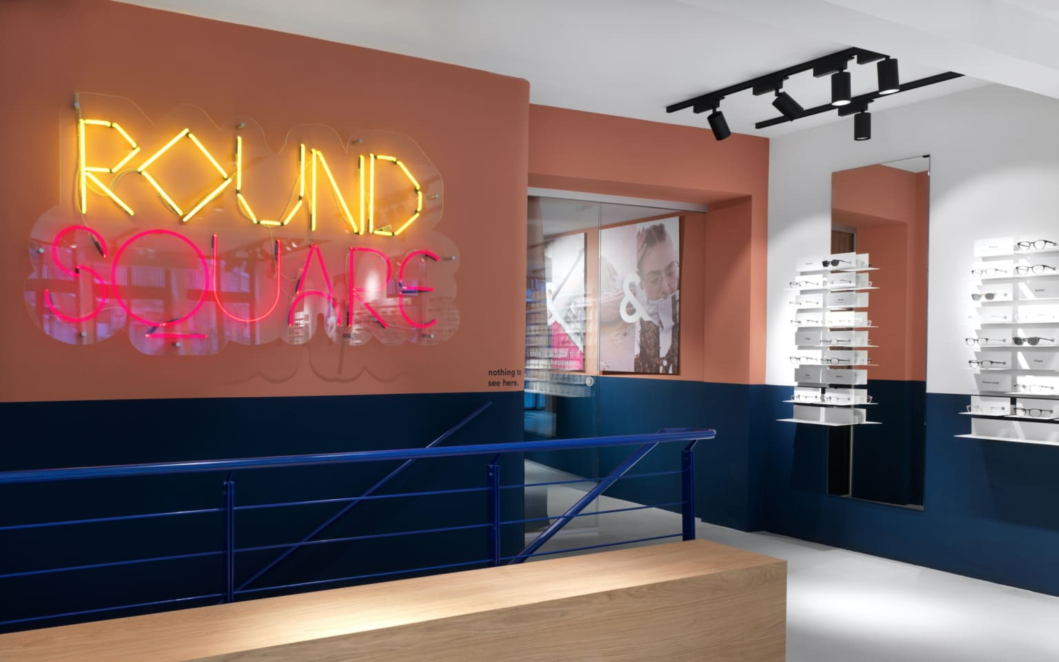 ACE & TATE NEON AND STORE DESIGNS