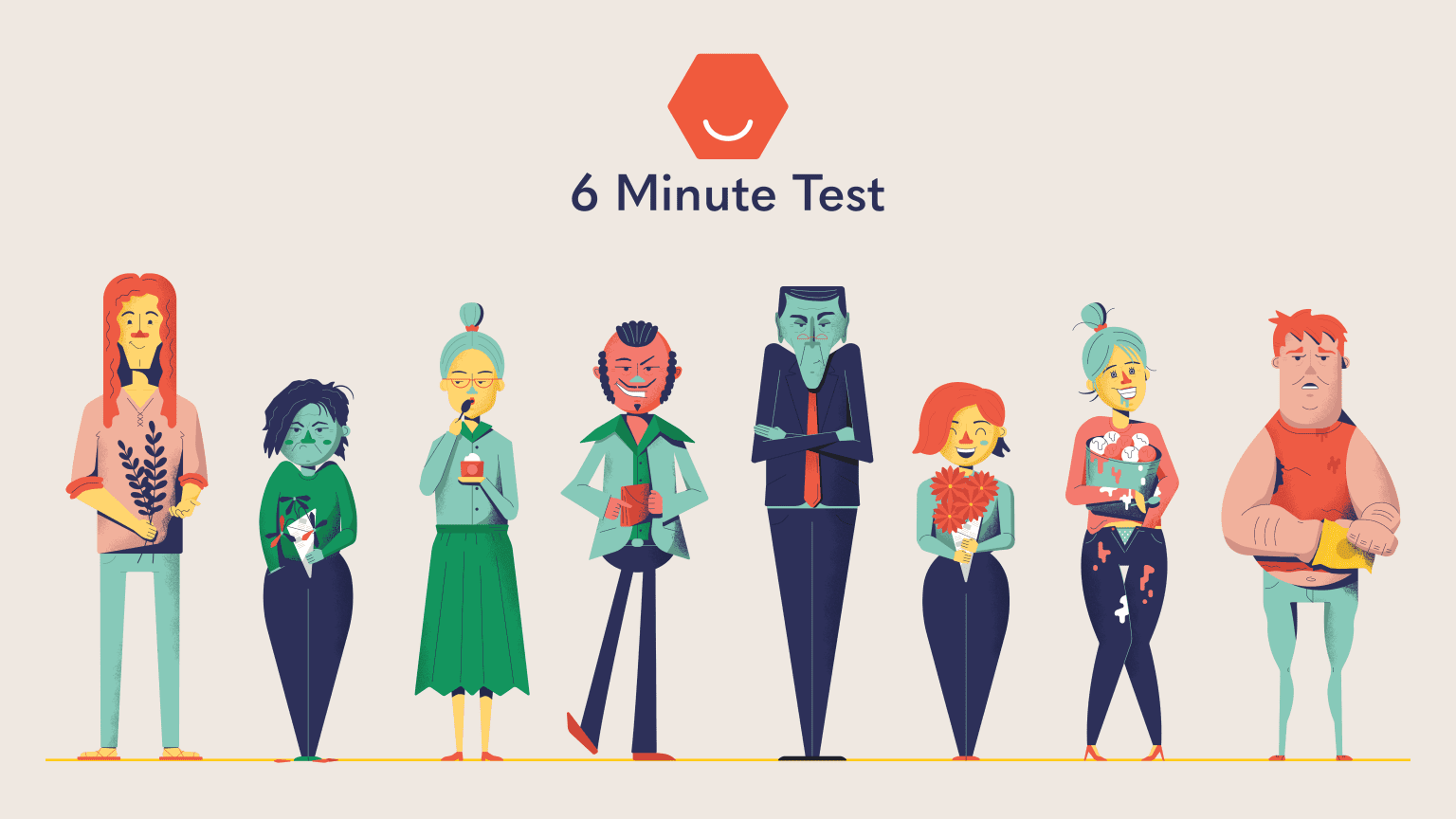 6 Minute Test
