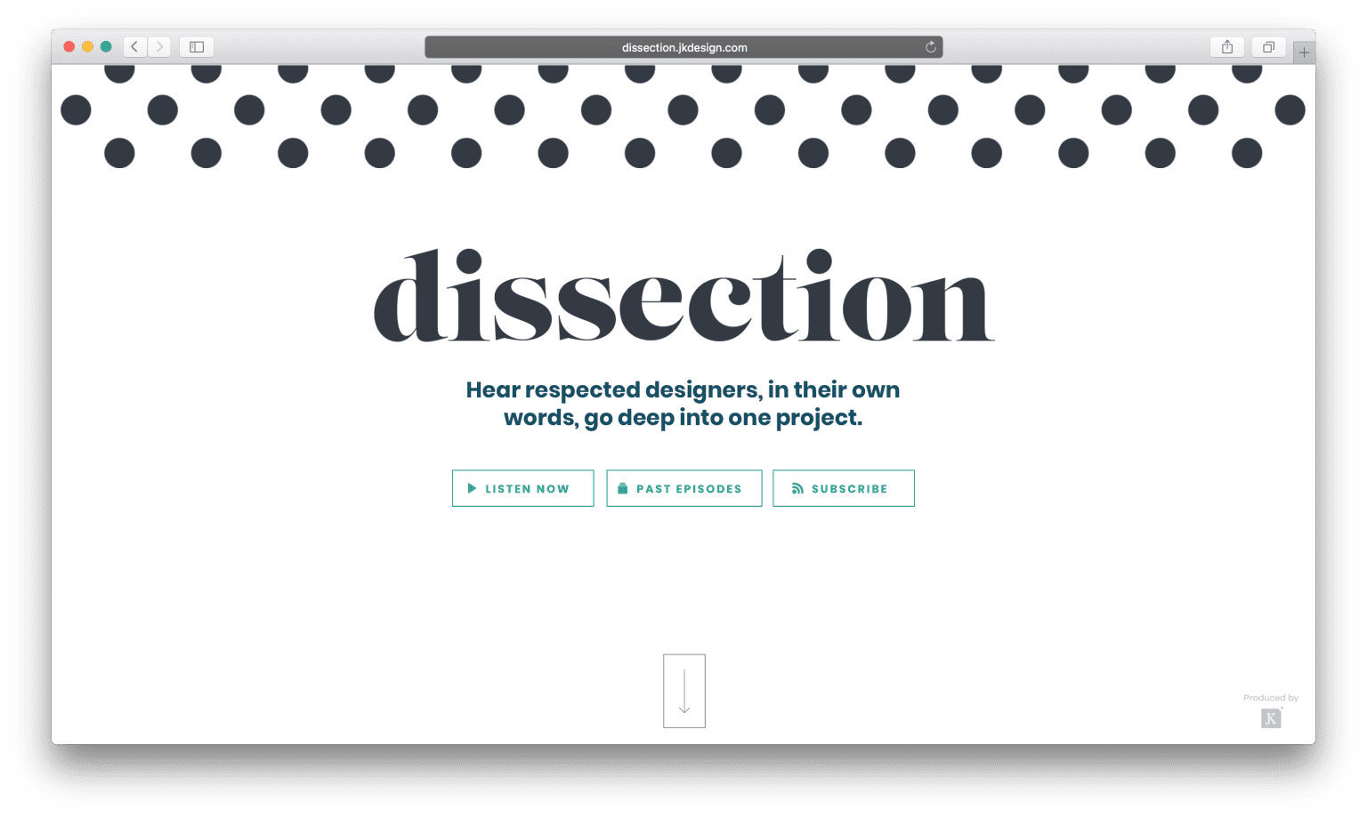 Dissection Podcast